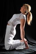 Posture en flexion arrière