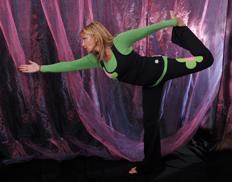 Posture d'équilibre